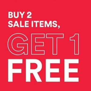 ♡Buy 2 $5 items. Get one $5 FREE♡